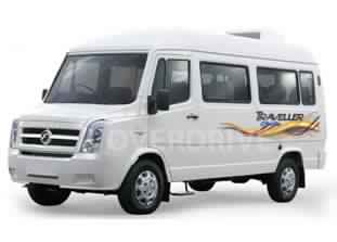Tempo Traveller - 9 Seaters